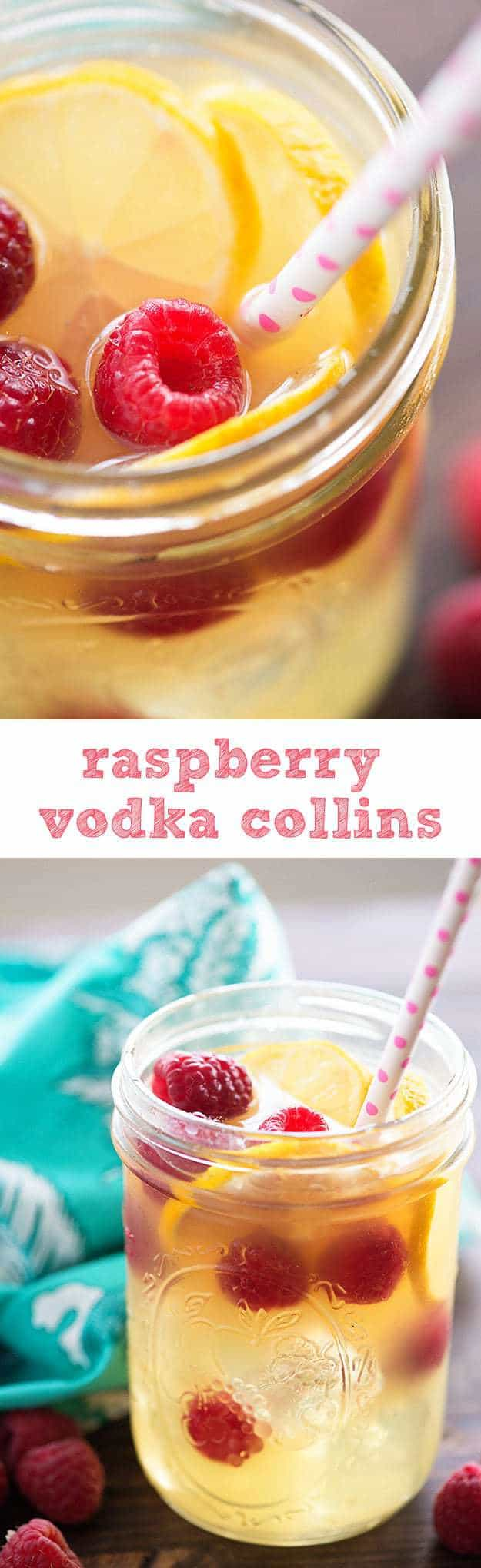 Raspberry vodka lemonade buns in my oven for Fruity mixed drinks recipes