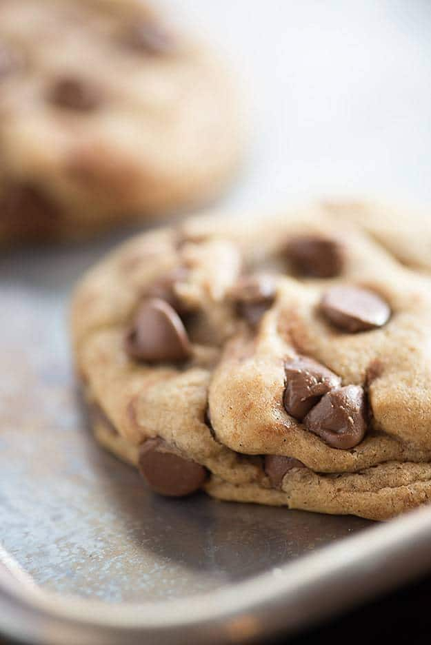 Perfect Chocolate Chip Cookies Buns In My Oven