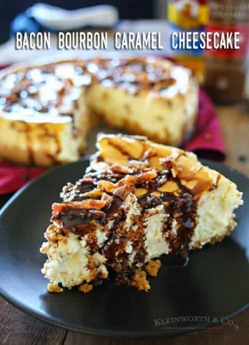 Bacon-Bourbon-Caramel-Cheesecake