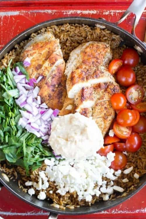 One-Pot-Greek-Chicken-with-Rice-recipe-e1469405626256