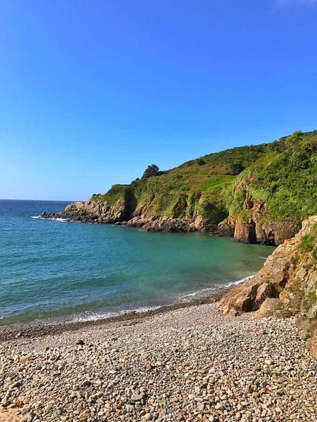 Guernsey - an amazing island with so much history and beauty everywhere you look.