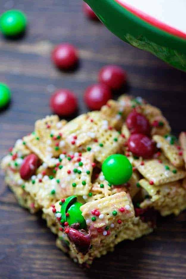 these are a fun twist on the traditional rice krispies treat all done up for