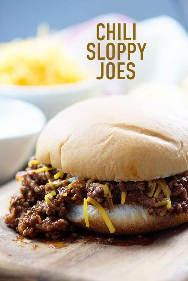 recipe: how many calories in a sloppy joe with bun [10]