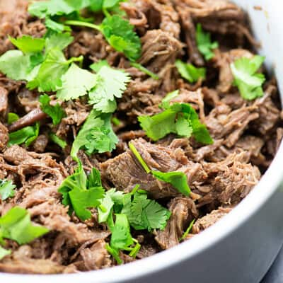 We can't get enough of this barbacoa recipe!
