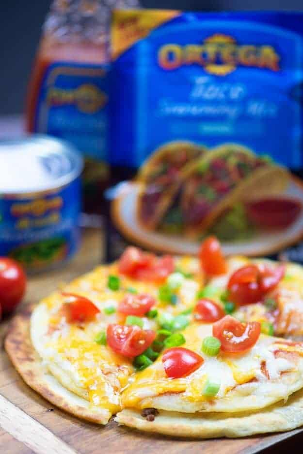 My kids love this Mexican pizza recipe!