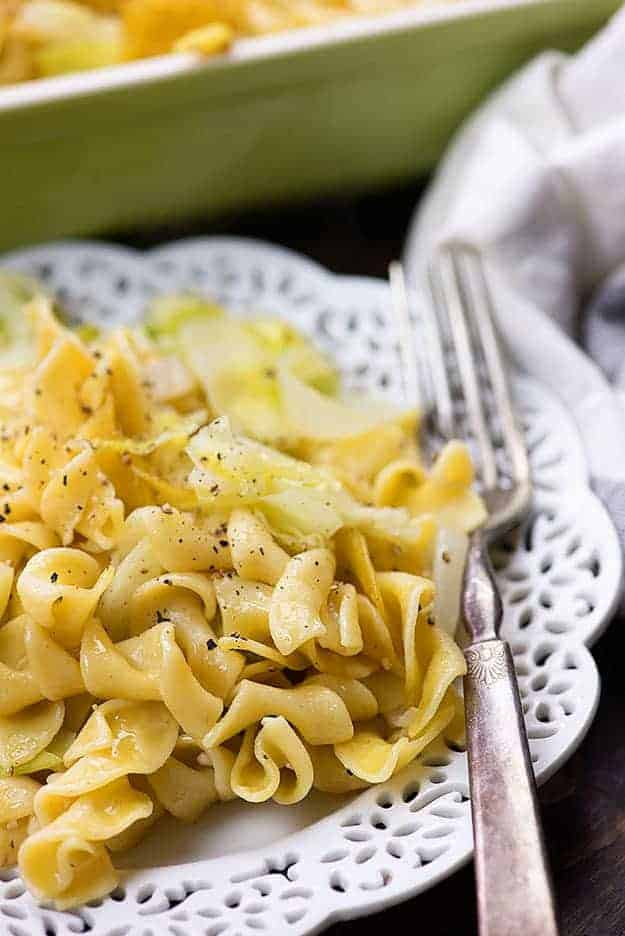 Watch How to Make Buttered Noodles video