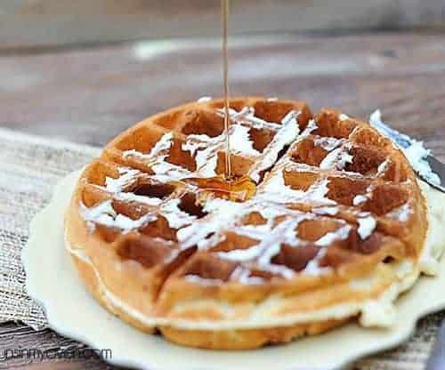 The Best Belgian Waffle Recipe - super