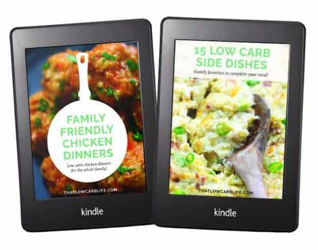 a picture of kindles with that low carb life screenshots.