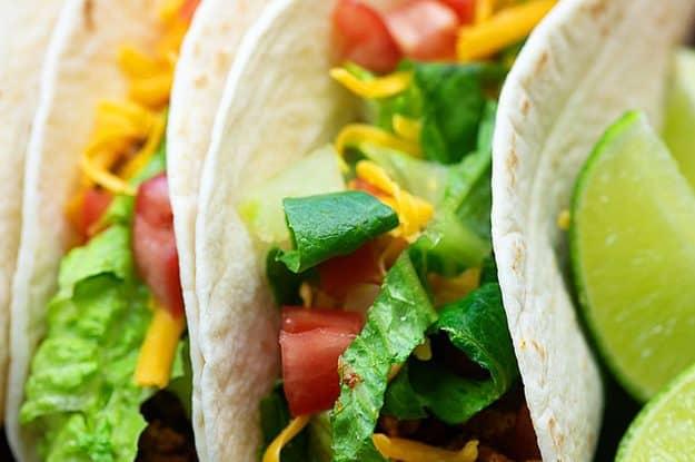 The BEST turkey taco recipe! No seasoning packet and oh so good! #tacos #turkey #recipe