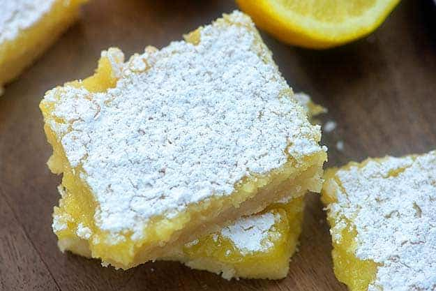 easy lemon bars
