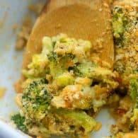 broccoli cheese casserole recipe