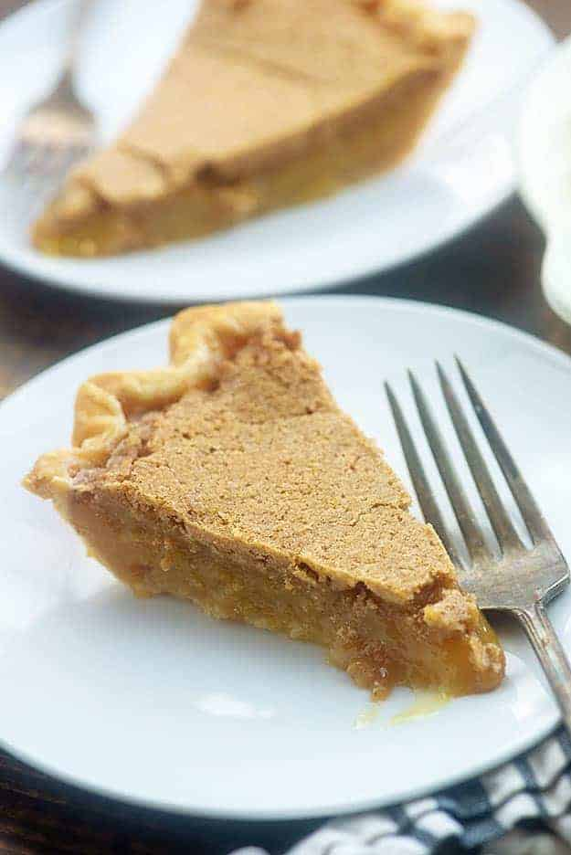 southern chess pie recipe