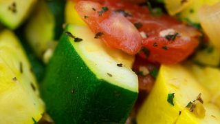 The EASIEST Sauteed Zucchini and Squash - perfect summer side dish!