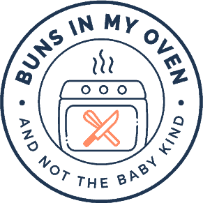 Buns in my oven logo