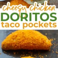 doritos taco pockets photo collage for pinterest