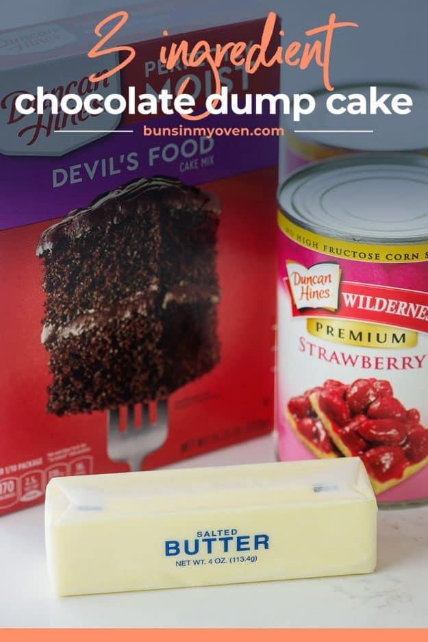ingredients to make cake on white counter