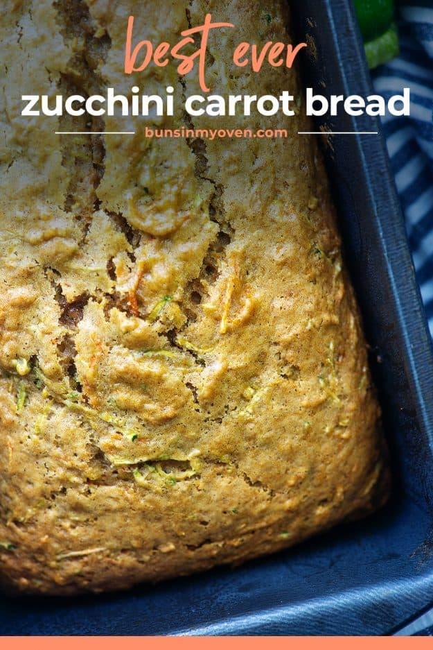 loaf of bread in metal loaf pan