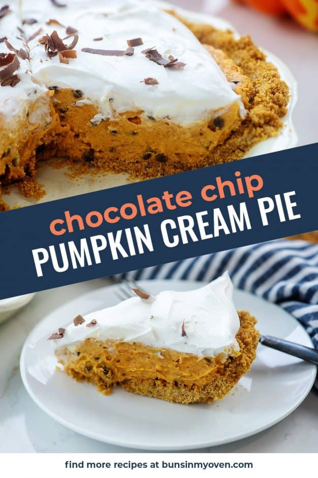 collage of pumpkin pie images